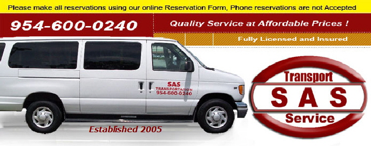 SAS Transportation Services